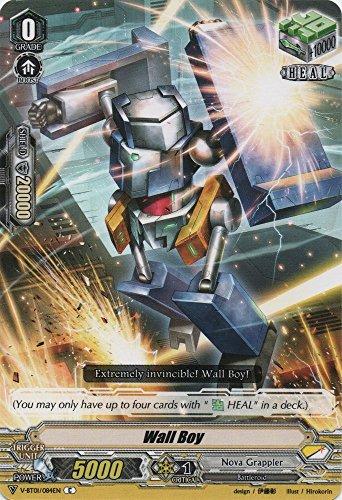 Wall Boy - V-BT01/084EN - C - V Booster Set 01: Unite! Team Q4 - Cardfight!! Vanguard (Wall Unites)