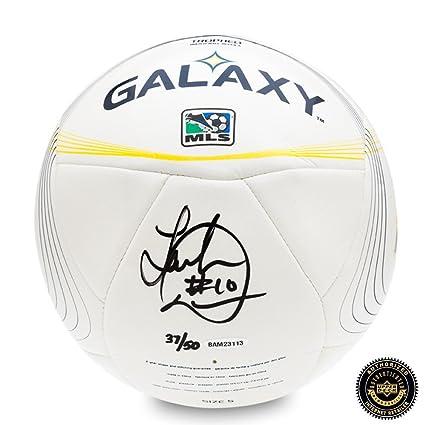 2897a9b99 Landon Donovan Autographed Signed LA Galaxy ADIDAS Tropheo Replica ...