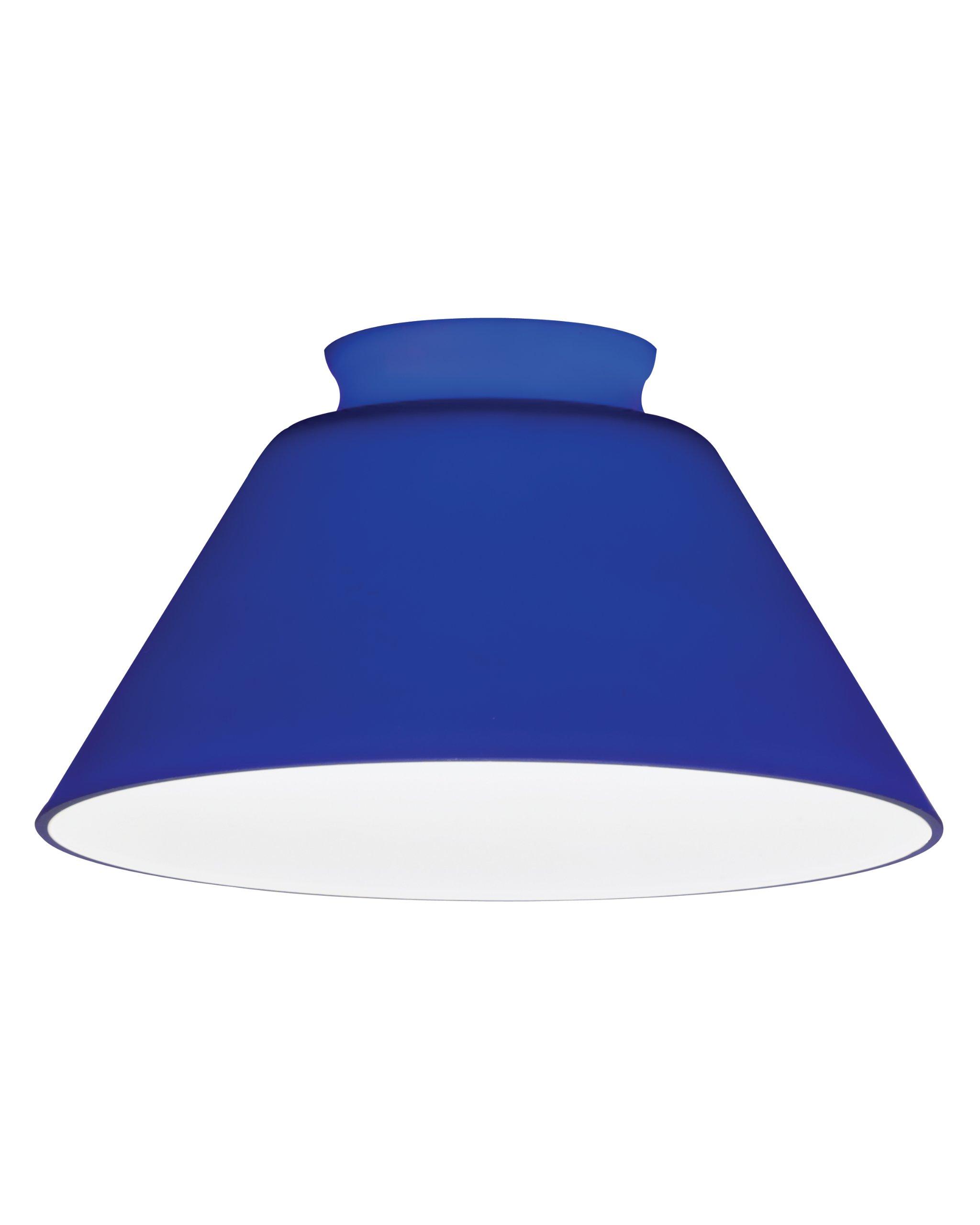 Lithonia Lighting DCNE 1006 M6 Decorative Cone Shade, Cobalt Blue