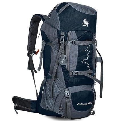 5c3228a9c0b9 Amazon.com   XUEXIN 80L+5L Internal Frame Backpack - Multi-day Pack ...