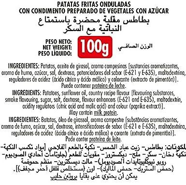 Risi - Ondulas - Patatas Fritas Sabor Campesino - 100 g: Amazon.es: Alimentación y bebidas