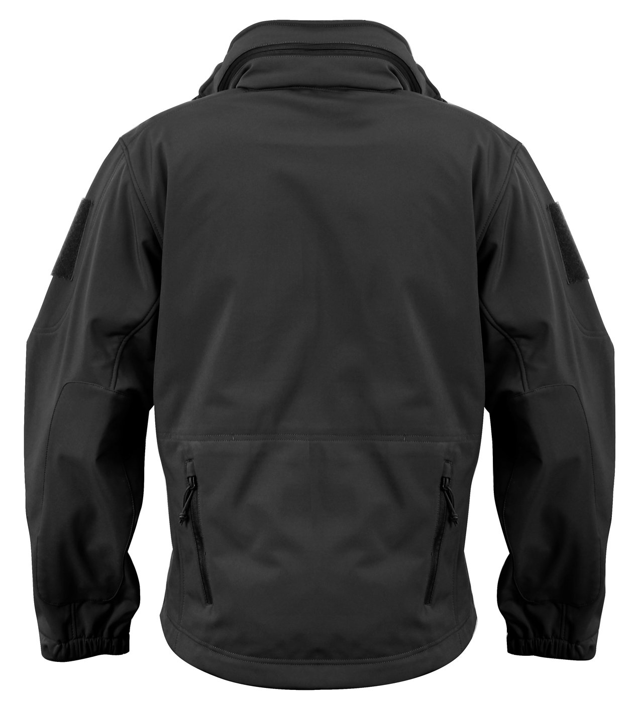 Rothco Special Ops Tactical Soft Shell Jacket, Black, 6X-Large