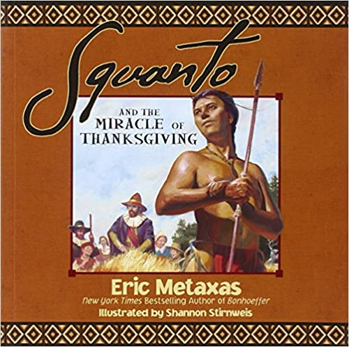Book Squanto And The Miracle PB
