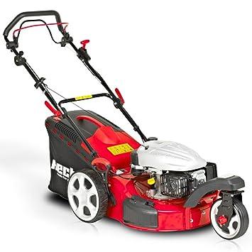HECHT 5483sw de 3 ruedas Cortacésped (3,7 kW (5,0 PS ...