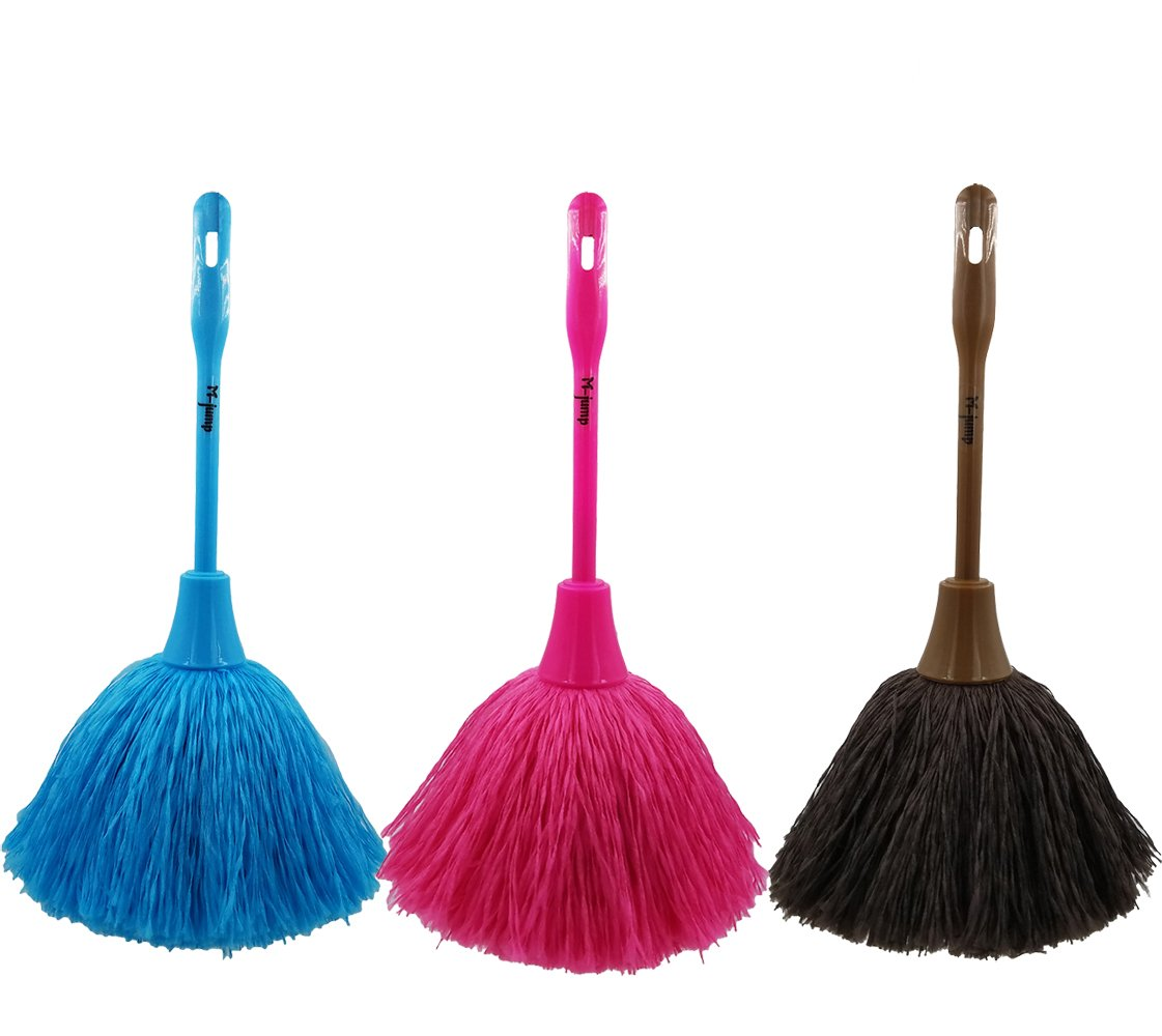 Hand Grips Microfiber Delicate Duster, set of 3 Washable Dusting Brush
