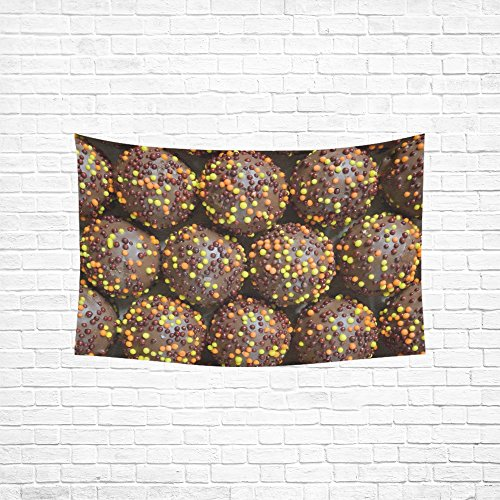 WUTMVING Tapestry Products Food Sweets Easter Candy Chocolat