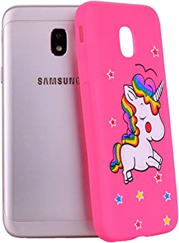 pinlu® Funda para Samsung Galaxy J7 2017 (Euro Version) J730 ...
