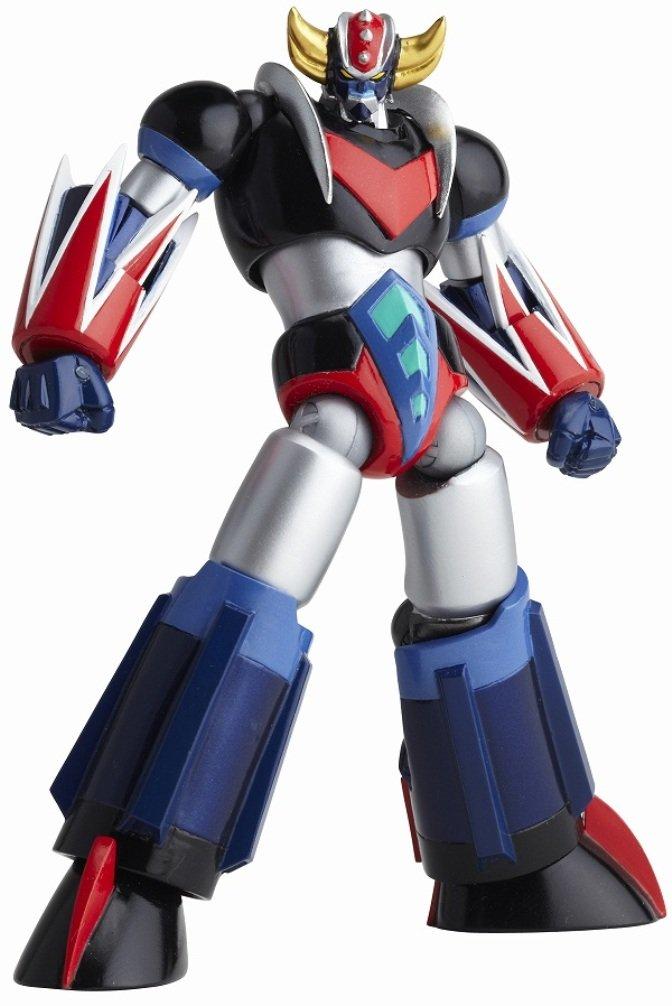 Revoltech Yamaguchi No.085 - Grendizer- Action Figure