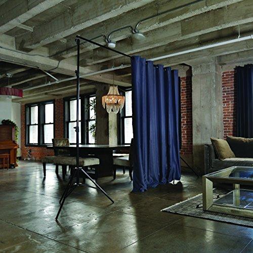 RoomDividersNow Premium Heavyweight Freestanding Room Divide