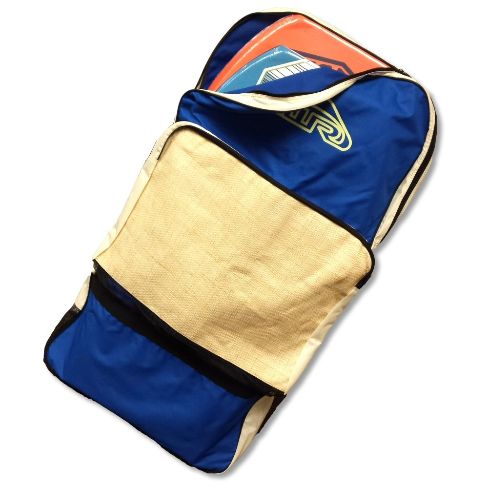 Wave Rebel Bodyboard Carry Bag and Backpack