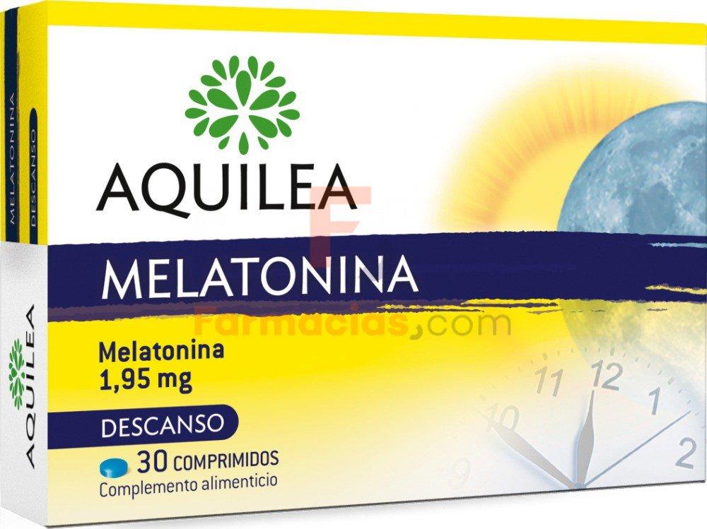 AQUILEA Melatonina 30 cápsulas: Amazon.es: Salud y cuidado personal