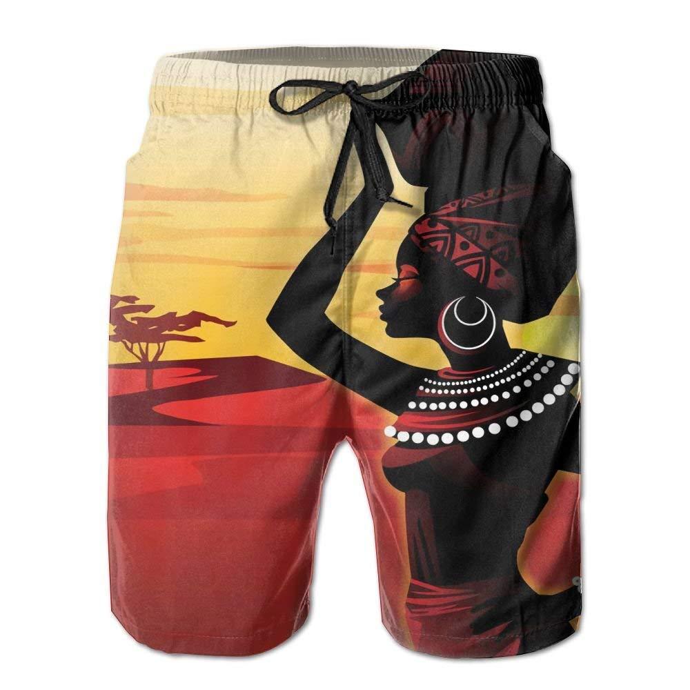 Abfind Mujeres africanas Que pintan en el Desierto Hombres ...