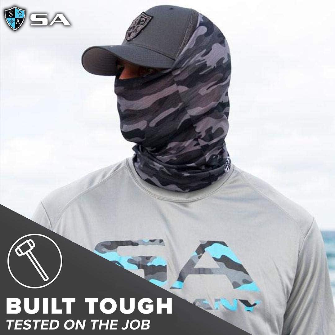 Sa Face Shield Masque Visage Amethyst Military Camo-Neuf