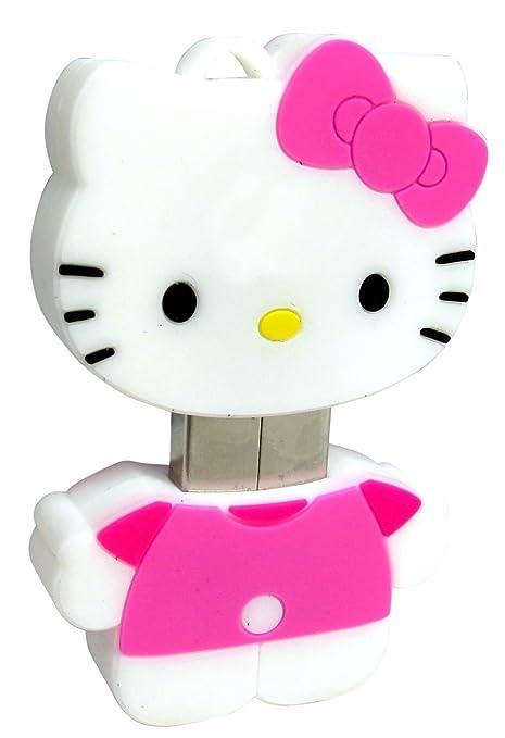 4c7e7a023 Amazon.com: Hello Kitty 8GB USB Flash Drive (46209-WLG): Computers ...