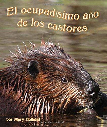 El ocupadísimo año de los castores [Beavers' Busy Year, The] (Spanish Edition) (Arbordale Collection)