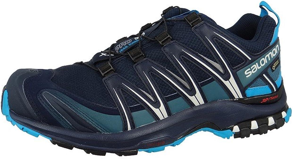 11 UK Damen Traillaufschuhe 46 EU Salomon XA Pro 3D Stormy