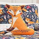 Lush Decor Pixie Fox Quilt Reversible 3 Piece