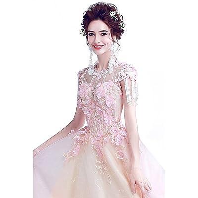 dc091d365b9bf パーティードレス 袖あり 結婚式 お呼ばれドレス 二次会 花嫁 イブニングドレス 発表会 ロングドレス