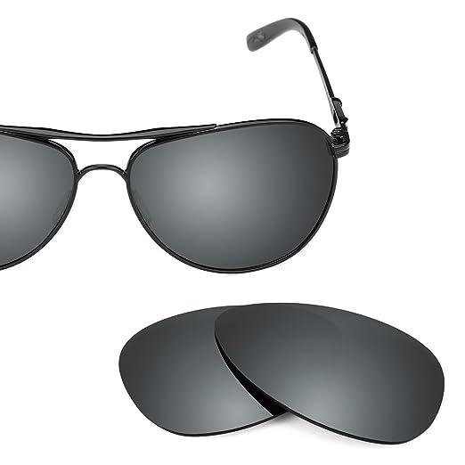 9ff6bfa6b98 Revant Polarized Replacement Lenses for Oakley Daisy Chain Elite Black  Chrome MirrorShield