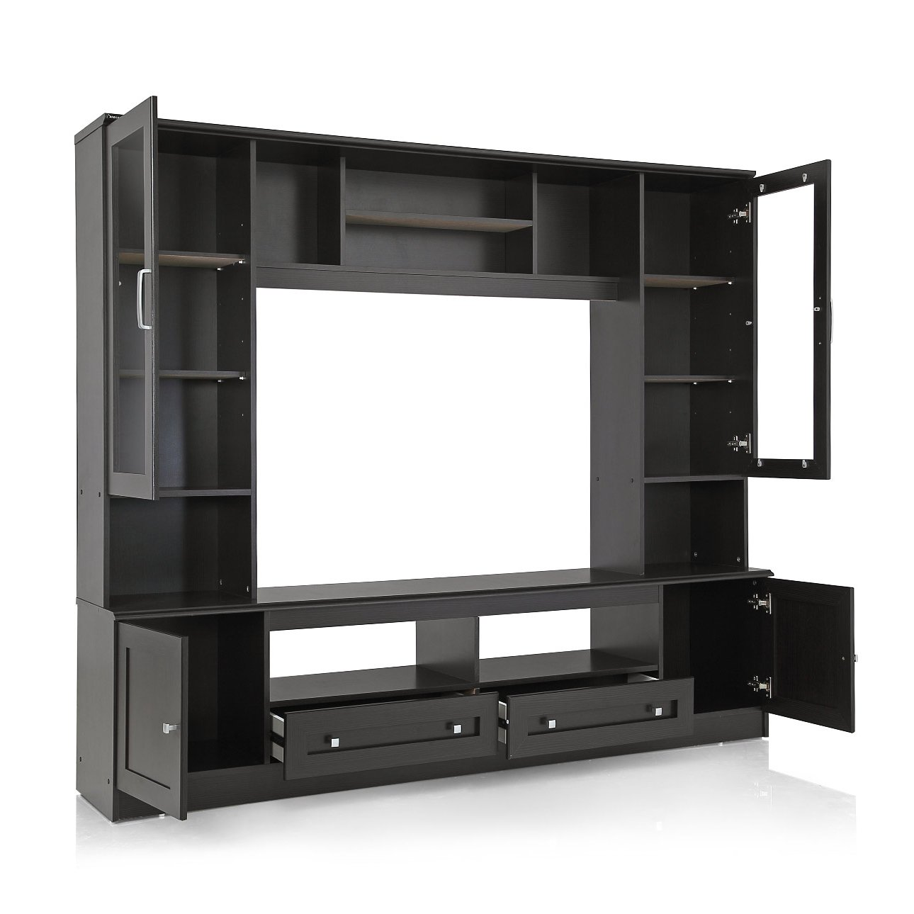 Tv stand with cupboard full size of tables living room for Tv cabinet designs for hall