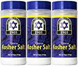 Coarse Kosher Salt (Pack of 3)