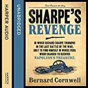 Sharpe's Revenge: The Peace of 1814: The Sharpe Series, Book 19 | Bernard Cornwell