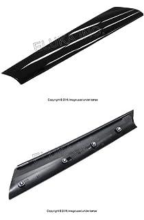 Black NEW Mini Cooper 2002-2008 OES Windshield Post Trim A Column Cover
