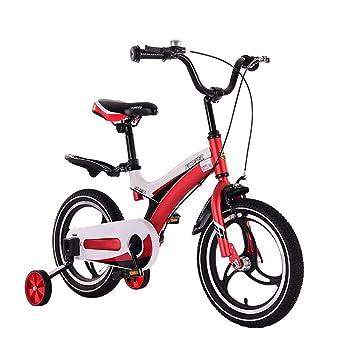 DT Bicicleta de una Rueda para niños 16/12/14 Pulgadas Hombres y Mujeres