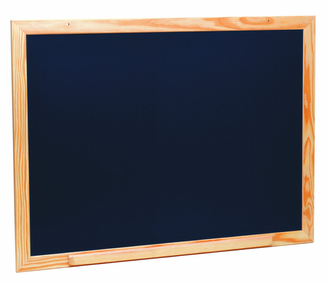 JeuJura 8780 - Pizarra Mural de madera, color negro grande, 88 x 66 cm