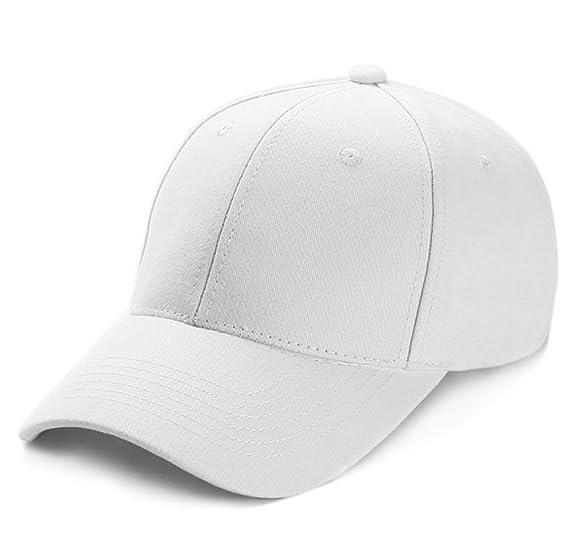 7806ea455976f Unisexe Casquette Baseball Snapback Chapeau de Golf Soleil Camping Sport  Tennis Joli Cap Hip-hop
