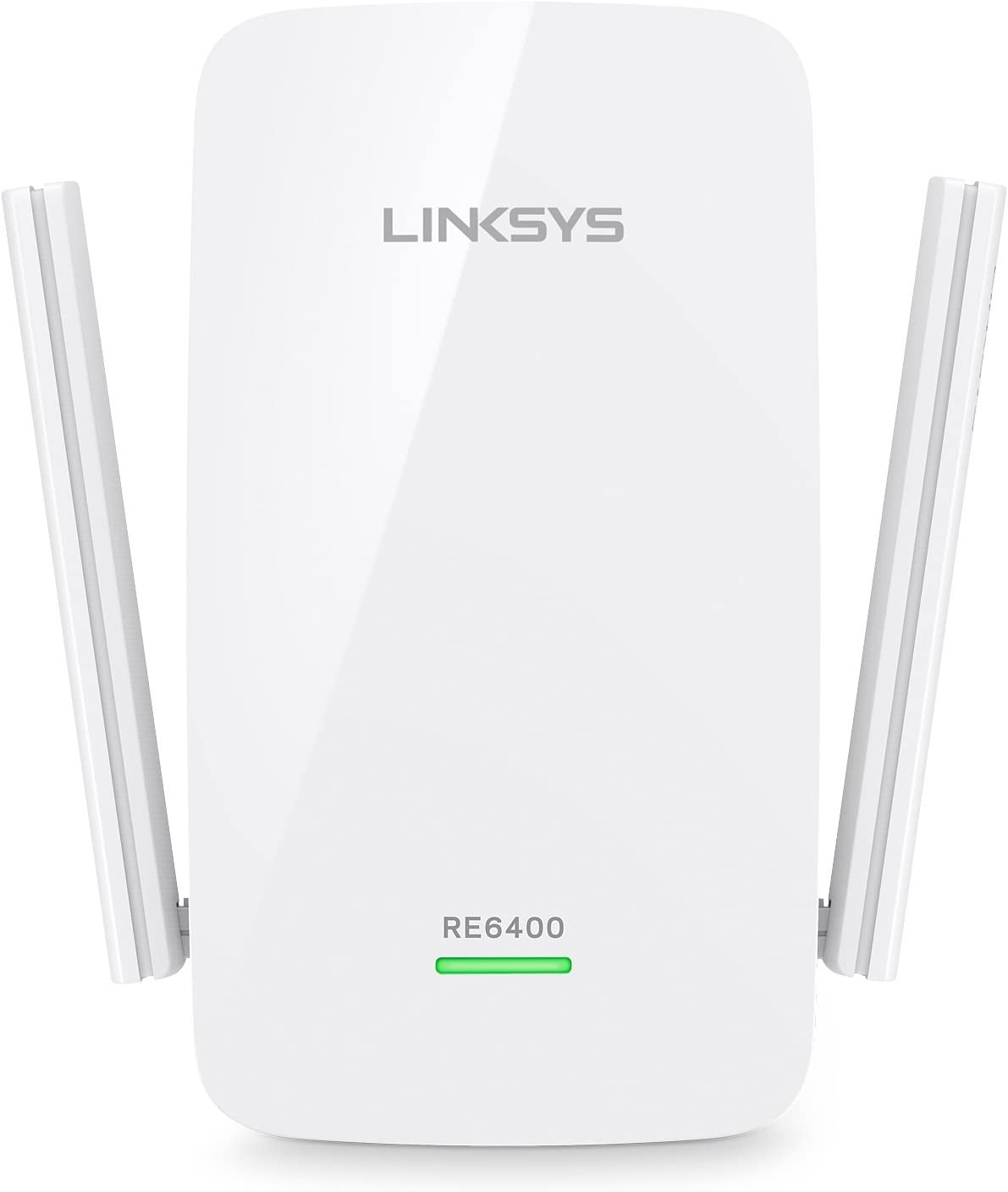 Linksys AC1200 Boost EX Dual-Band Wi-Fi Range Extender (RE6400)