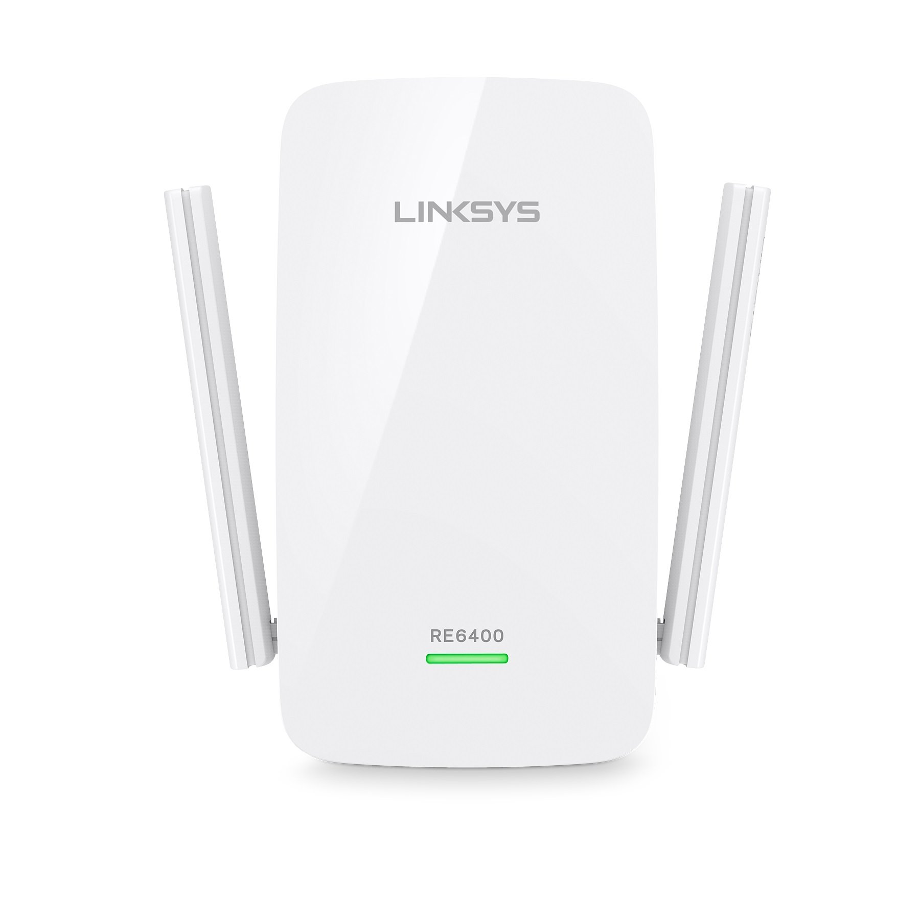 Linksys AC1200 Boost EX Dual-Band Wi-Fi Range Extender (RE6400) by Linksys