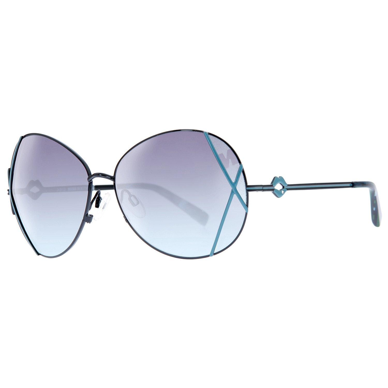3a51111ca257 MISS SIXTY Women's MX548S6105B Sunglasses at Amazon Men's Clothing store: