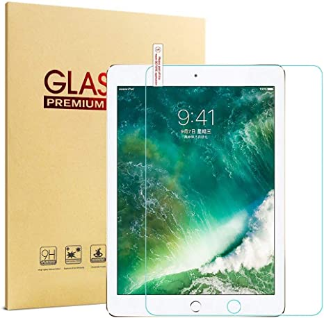 "9H Clear Tempered Glass Screen Protector Film For New iPad 9.7/"" 2018//5th//6th Gen"
