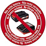 Einhell-Radio-Portatile-a-Batteria-Te-CR-18-Li-Solo-Power-X-Change-ioni-di-Litio-18-V-Cavo-di-Collegamento-AUX-per-cellulari-e-Lettori-MP3-Incluso-Batteria-e-caricabatteria-esclusi