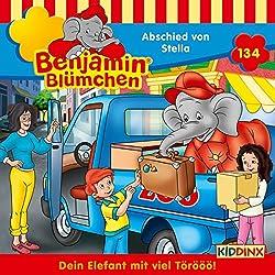 Abschied von Stella (Benjamin Blümchen 134)