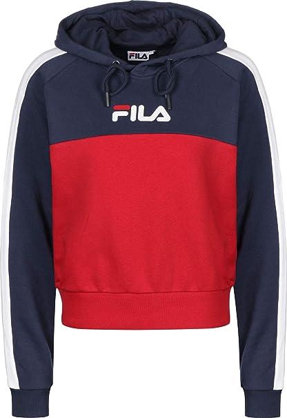 Sweater Hooded Women Fila Wenda Sweat Hoodie: Amazon.co.uk