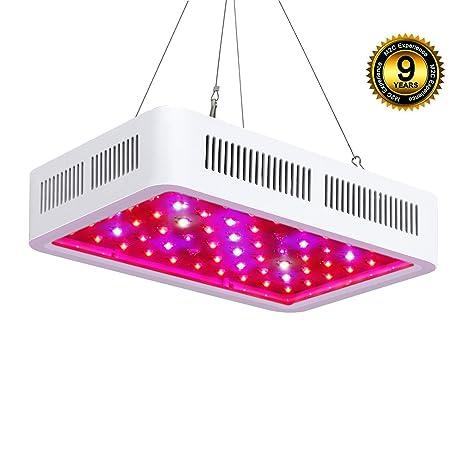 Lampade A Led Per Coltivazione Indoor.Roleadro Lampada Coltivazione Indoor Led Grow Light 300w Per Piante Serra Coltivazione Con Ir Uv Luci