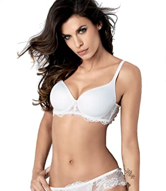 5d141fcebe Lormar My Class Mousse Padded Bra at Amazon Women s Clothing store