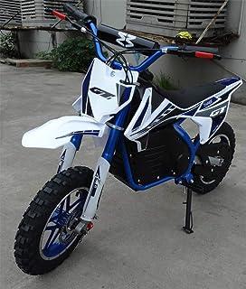 Injusa Moto Blue Fighter X-Treme De 24V para Niños, Color ...