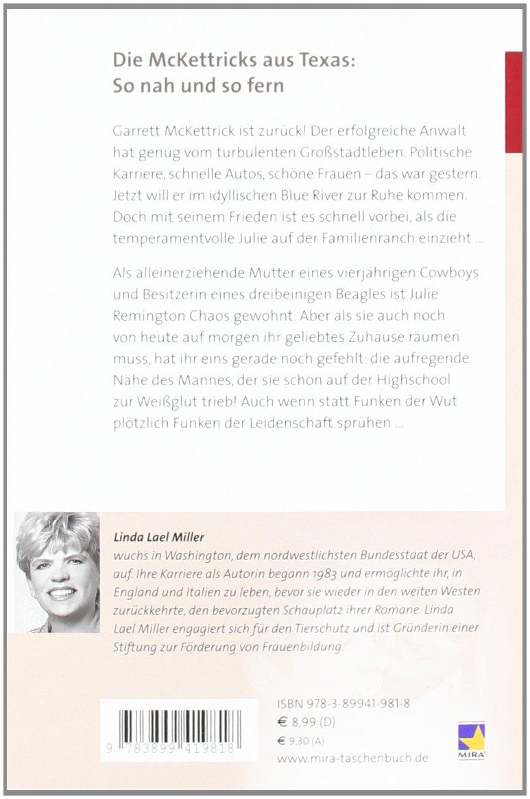 So nah und so fern: Die McKettricks aus Texas (German Edition)