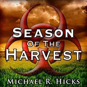 Season of the Harvest Hörbuch