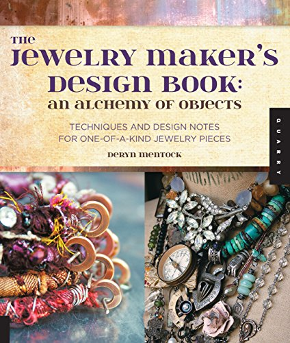 The Jewelry Maker's Design Book: An Alchemy of Objects -