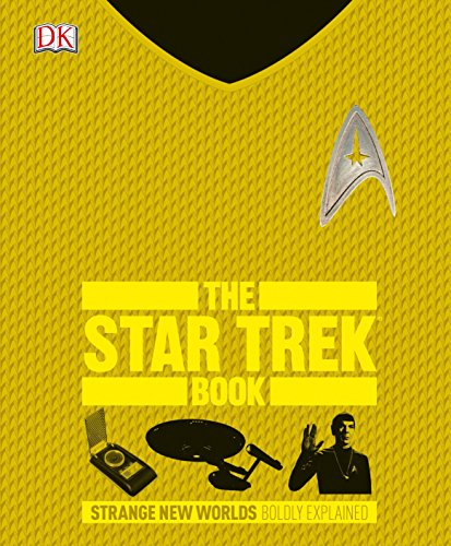 Pdf Entertainment The Star Trek Book: Strange New Worlds Boldly Explained (Big Ideas Simply Explained)