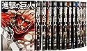 進撃の巨人コミック1-25巻セット