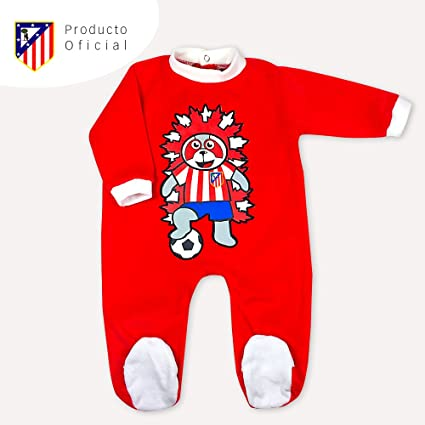Pijama bebé Atlético de Madrid