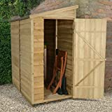 6x3 Overlap Wall Shed