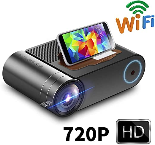 NCBH Smart Mini Projector, Sistema de Android portátil inalámbrico ...