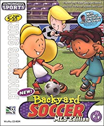 Amazon Com Backyard Soccer 2001 Mls Edition Pc Mac Hall Of