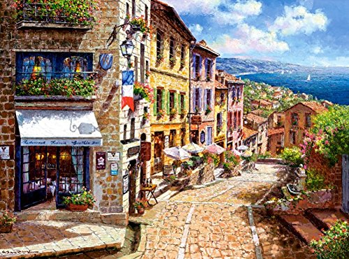 Castorland C-300471'Afternoon in Nice' Jigsaw Puzzle